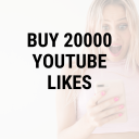 Buy 20000 YouTube Likes