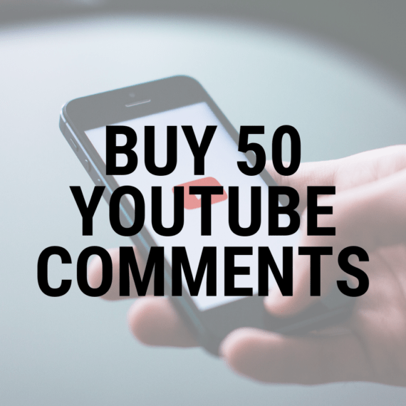 Buy 50 youtube comments (1)