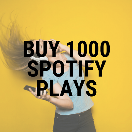 buy 1000 spotify plays