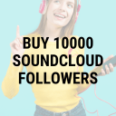 buy 10000 soundcloud followers