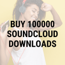 buy 100000 Soundcloud downloads