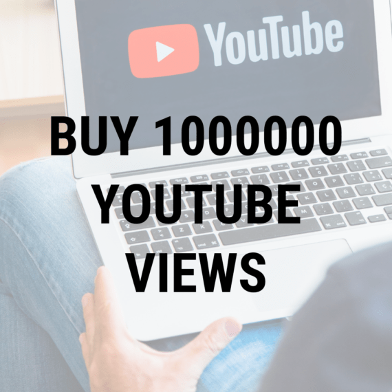 buy 1000000 youtube views