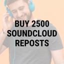 buy 2500 soundcloud reposts