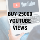 buy 25000 youtube views