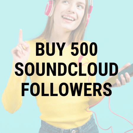 buy 500 soundcloud followers