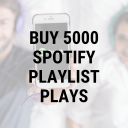 Buy 5000 Spotify Playlist Plays