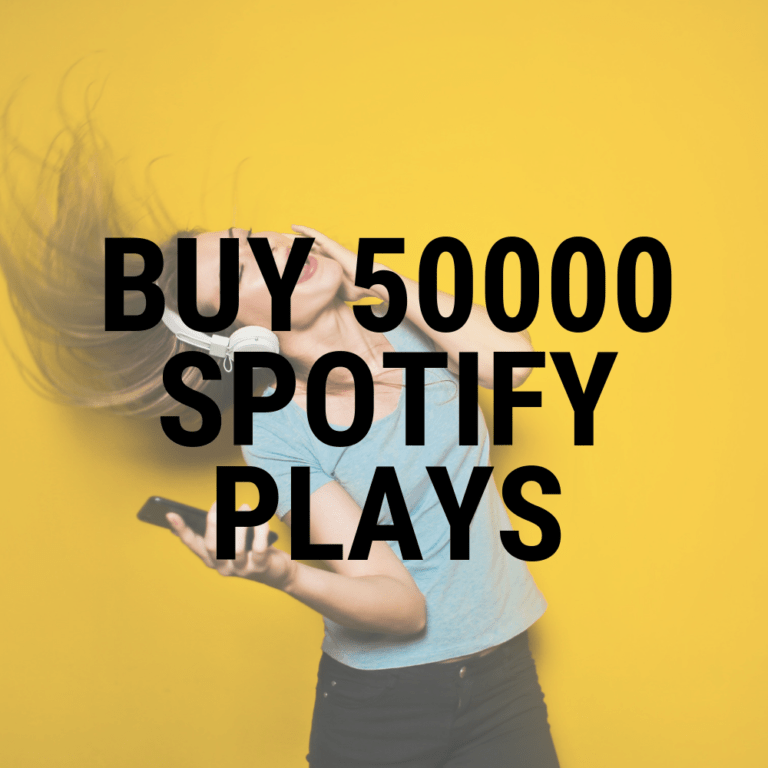 buy 50000 spotify plays