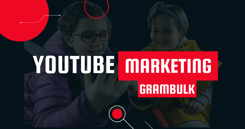 YouTube Views, Subscribers & Comments by Grambulk
