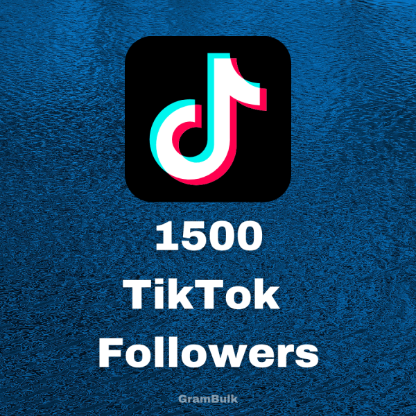 1500 Twitter Followers by Grambulk