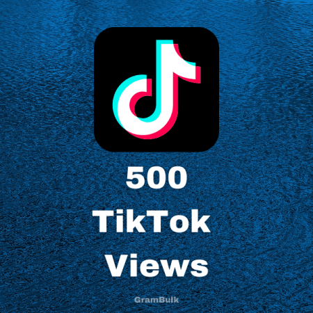 Buy 500 TikTok Views