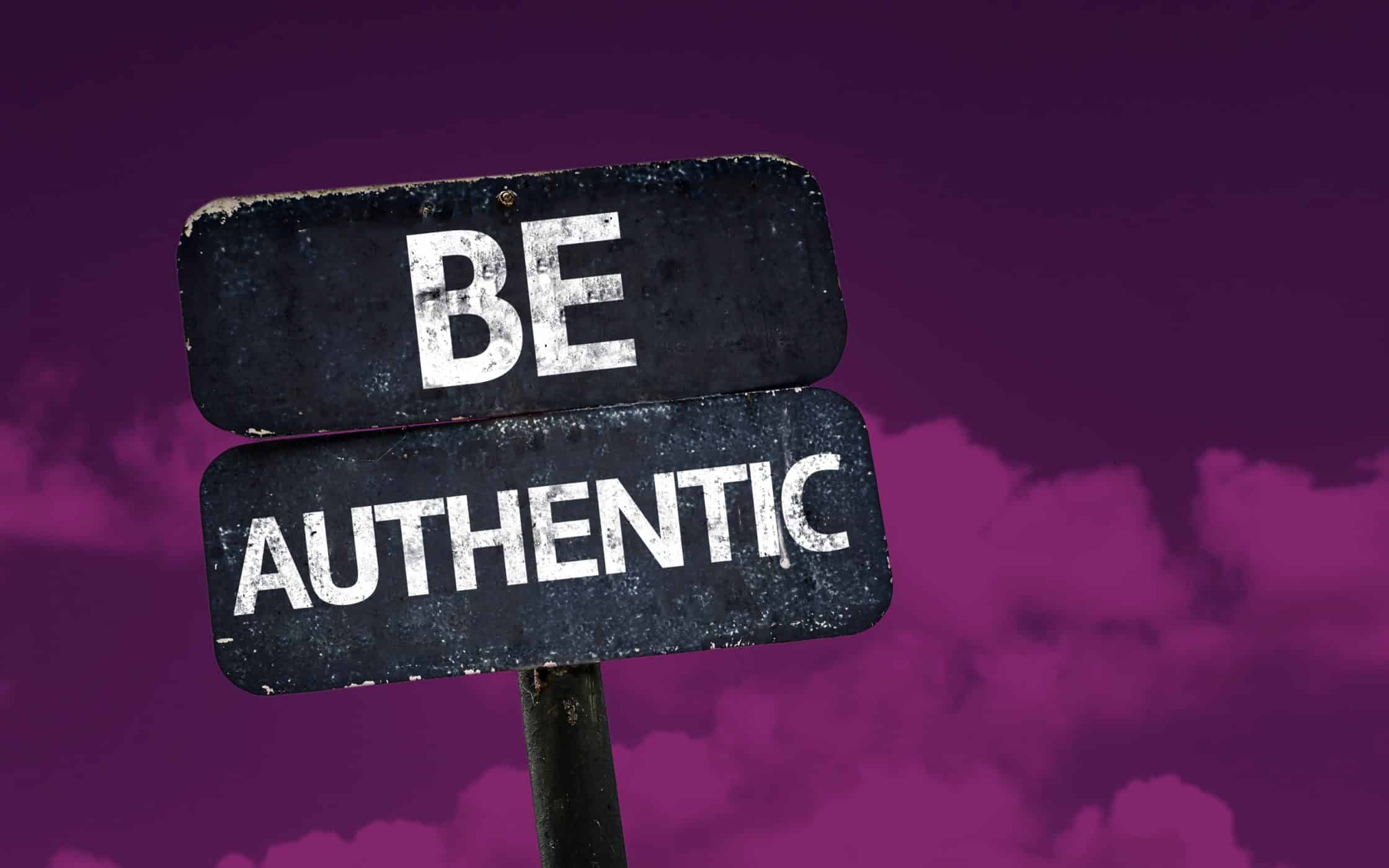 Authenticity of your brand and quality