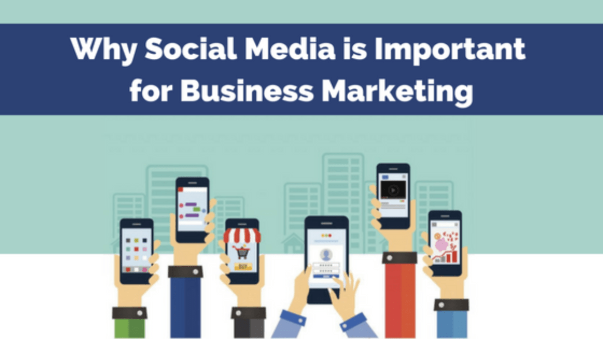 Importance of Social Media Marketing For Bussiness