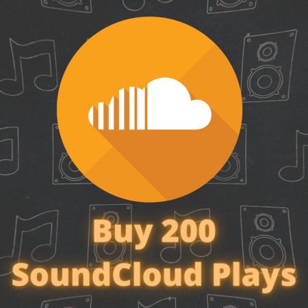 Buy 200 SoundCloud Plays