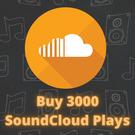 Buy 3000 SoundCloud Plays