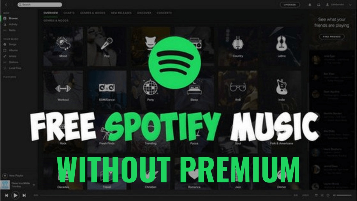How to download music from Spotify without the premium