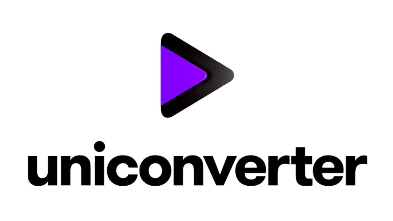 Uni-converter to remove audio from video