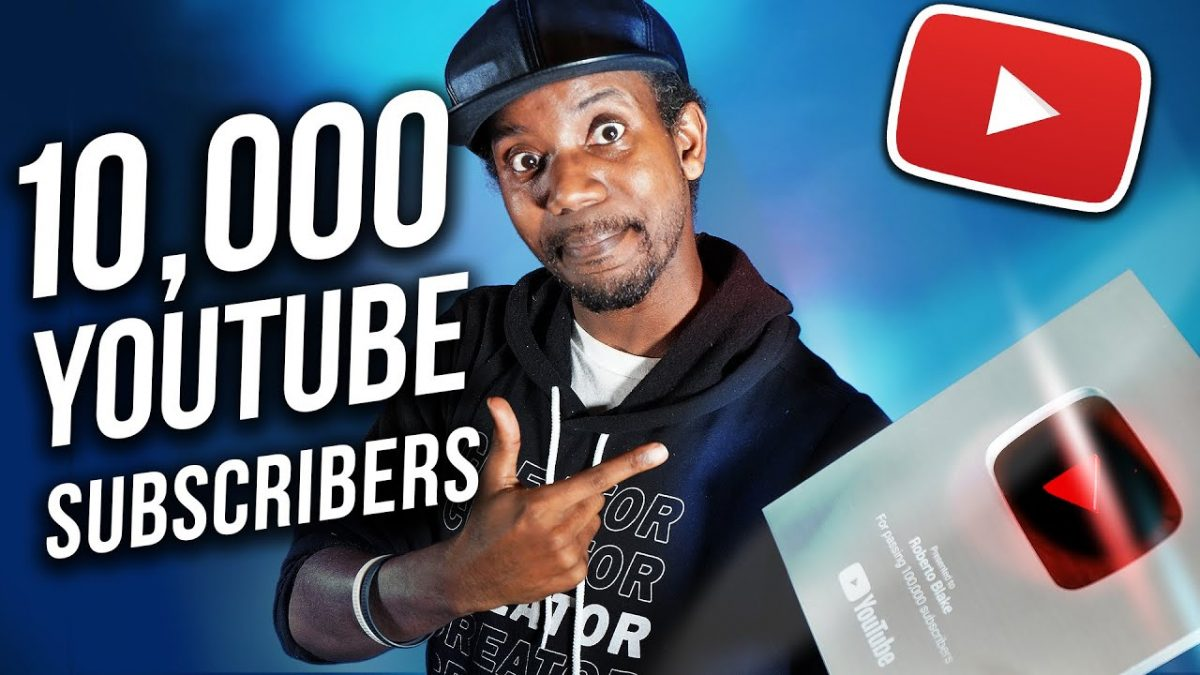 How To Get 10000 Subscribers On YouTube?